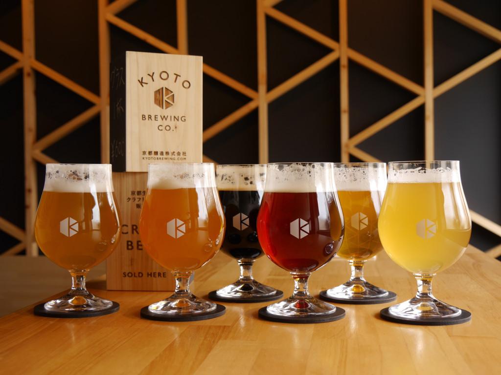 KyotoBrewing_3_Beers